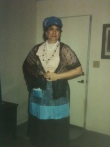 Kathie Gagne, Halloween